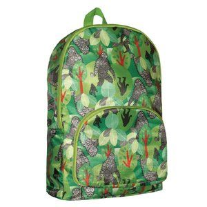 Packable Nylon Backpack - Sasquatch